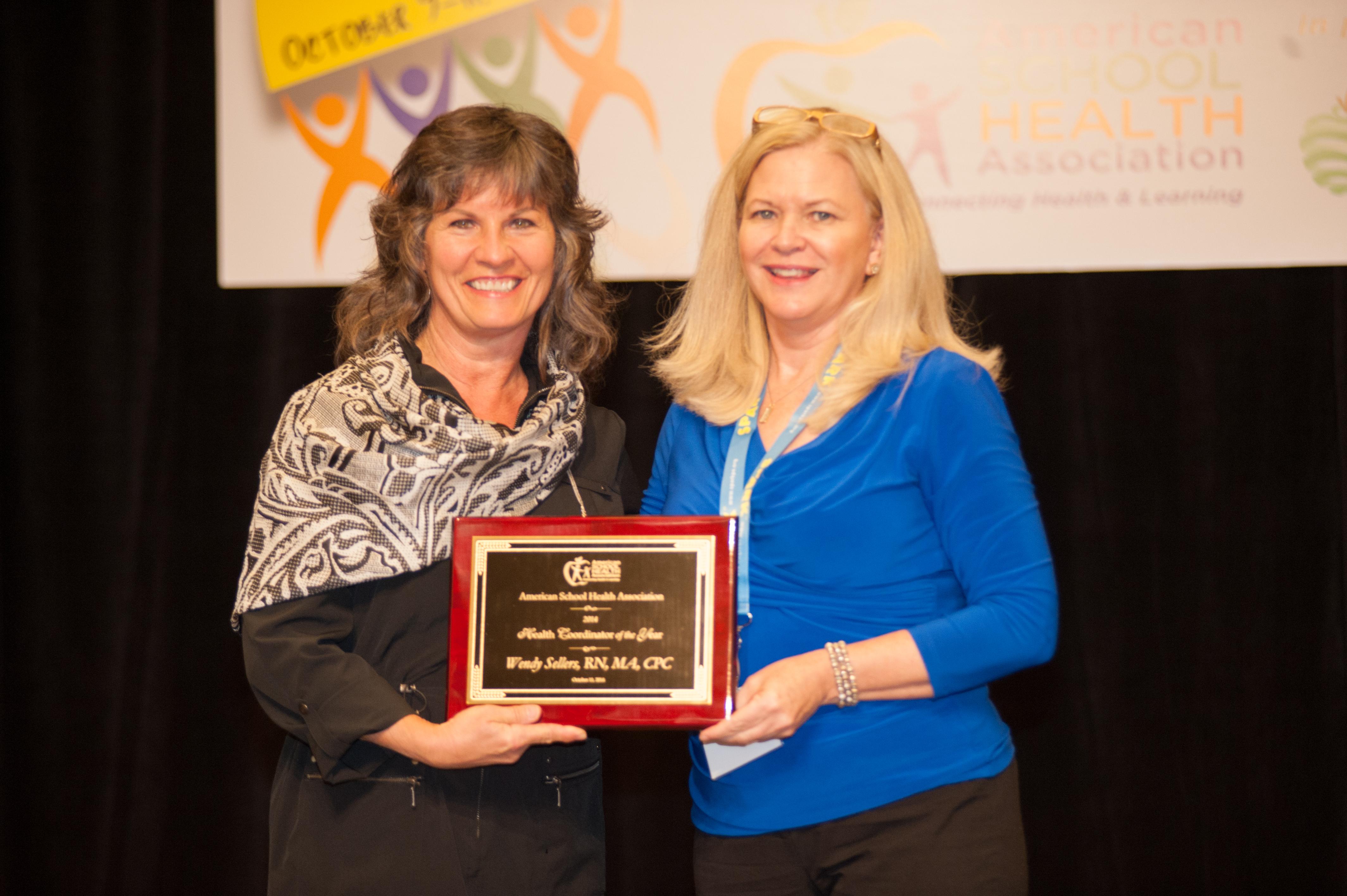 2014 ASHA Award